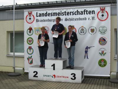 Fotoalbum Landesmeisterschaften in Cottbus und Frankfurt