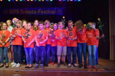Fotoalbum SOS-Talentefest