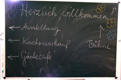 Fotoalbum Schulhoffest - 55 Jahre - Schule Großwudicke
