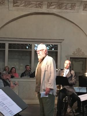Fotoalbum Gospelkonzert mit dem JohannisChor Luckenwalde & Matthias Wacker and Friends