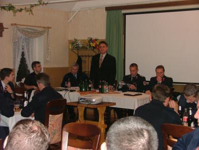 Foto des Albums: Jahresdienstberatung der FF Falkenstein / Harz (23.11.2007)