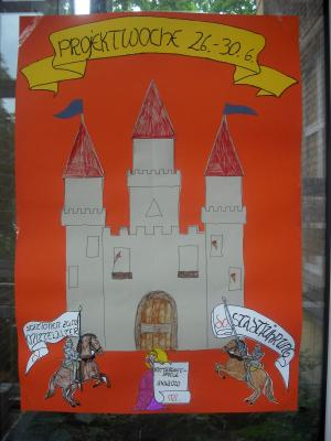 Fotoalbum Projektwoche Haus 2- Mittelalter