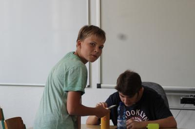 Fotoalbum Wir, die Klasse 9c, gemeinsam mit der Havelschule