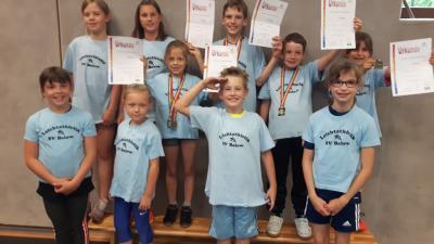 Fotoalbum Kinder- und Jugendsportspiele