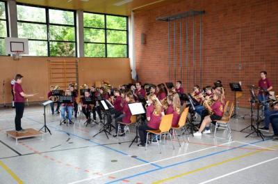 Fotoalbum Überregionaler ASM-Jugendblasorchester-Wettbewerb