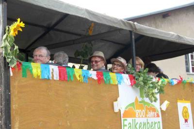 Fotoalbum 800 Jahre Falkenberg