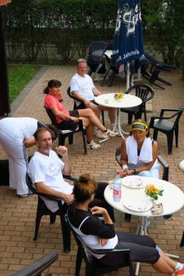 Fotoalbum Tennis-Legenden Sommer-Mixed-Turnier