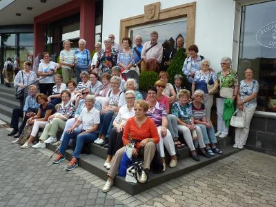 Fotoalbum Tagesausflug nach Maria Laach