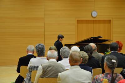 Fotoalbum Klavierkonzert mit Roman Salyutov