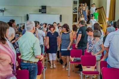 Fotoalbum Feierliche Zeugnisübergabe der 6. Klassen am 18.07.2017