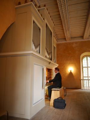 Fotoalbum Orgelkonzert - Taufe - Jahresempfang des Orgelvereins st. sophien