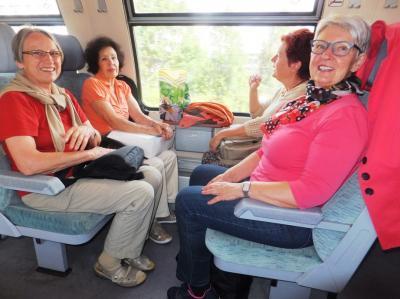 Fotoalbum Ausflug nach Aalen