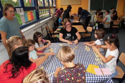Fotoalbum Buchstabenfest der Klasse 1