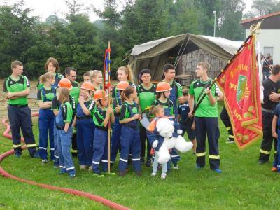 Fotoalbum 105 Jahre FFW Libbenichen und 20 Jahre Jugendfeuerwehr Libbenichen am 08.07.2017