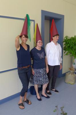 Fotoalbum Verabschiedung von Frau Noyer, Frau Hube und Frau Meyer