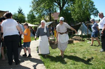 Fotoalbum Fest des Slawischen Mittelalters 2017
