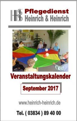 Fotoalbum Veranstaltungen im September