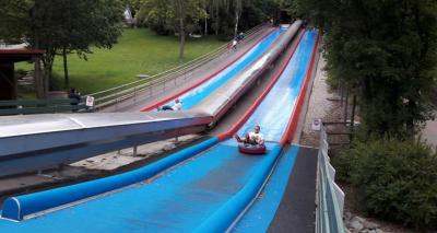 Fotoalbum Bayern Park Besuch