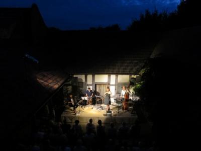 Fotoalbum ALMA DE ARRABAL = Argentinischer Tango - gehört & gesehen im Pfarrhof
