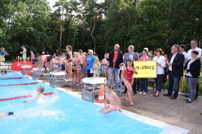 Fotoalbum 24-h-Schwimmen im Freibad Karstädt