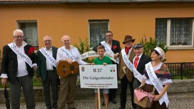 Fotoalbum Festumzug 700 Jahre Stadt Werder (Havel)