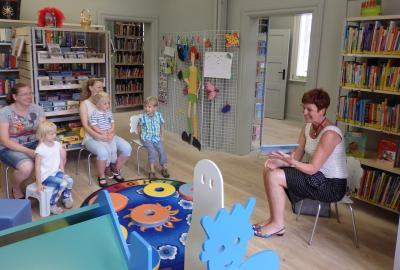 Fotoalbum Mit gespitzten Ohren - Vorlesereihe für Kinder von 3 bis 7 Jahren