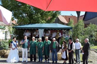 Fotoalbum Besenbinderfest 2017 in Hainrode