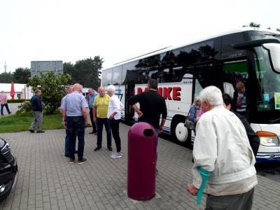 Fotoalbum Jahresfahrt 2017 nach Potsdam