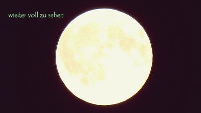 Fotoalbum Partielle Mondfinsternis über Bodenwöhr