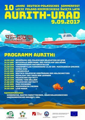 Fotoalbum 10 Jahre Deutsch-Polnisches Sommerfest Aurith - Urad