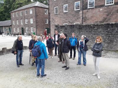 Fotoalbum Tagesausflug nach Cromford Mill