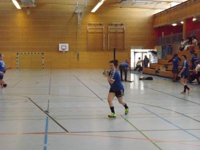 Fotoalbum Handball: (noch wjB) verliert Vorbereitungsspiel