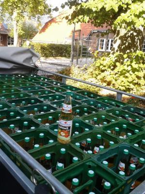 Fotoalbum Apfelernte in Wiesede