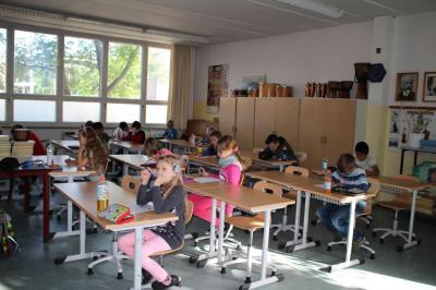 Fotoalbum Mathematikolympiade Klasse 1/2