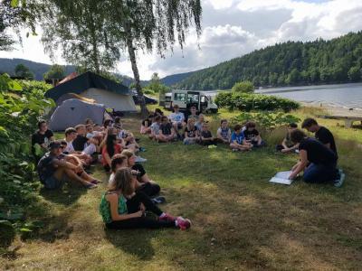 Fotoalbum Zeltlager an der Hopfenmühle
