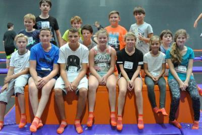 Fotoalbum Ferienspiele Jugendclub Unterwellenborn