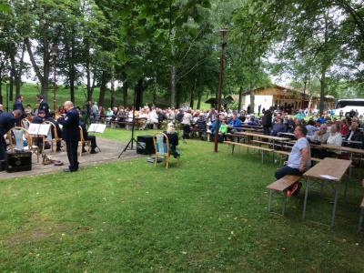 Fotoalbum Konzert des Polizeimusikkorps Thüringen