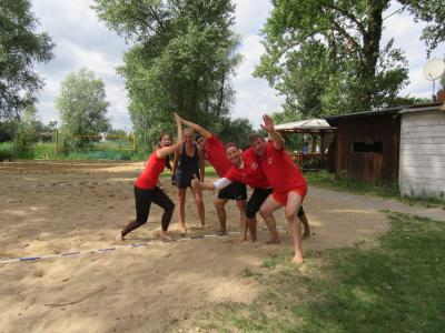 Fotoalbum Volleyballturnier beim HCV Rot-Weiss