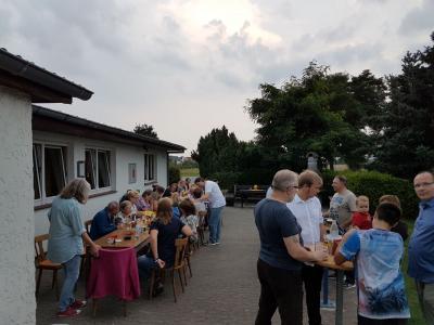 Fotoalbum Der TSV Barmke sagt DANKE