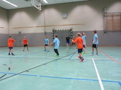 Fotoalbum Handballturnier 2017