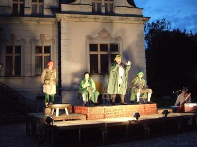 Fotoalbum Theater im Schlosshof Uebigau