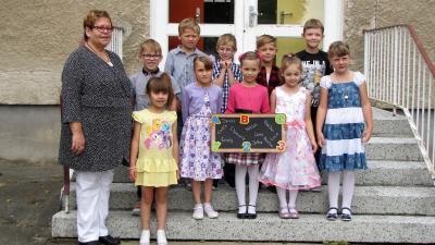 Fotoalbum Willkommen in der Schlossparkschule