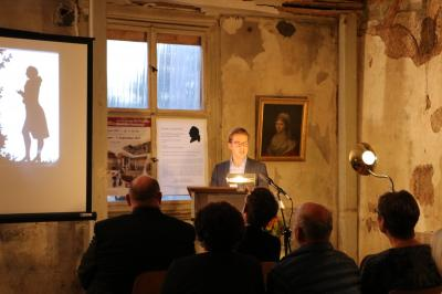 Fotoalbum Vortrag: Goethe in Barchfeld - Der Geheimrat zwischen Rennsteig und Rhön