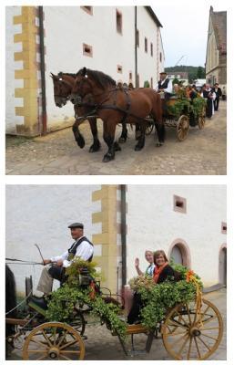 Fotoalbum Kloster- und Erntedankfest 09.09. und 10.09.2017