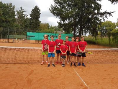Fotoalbum Tennis-Feriencamps 2017