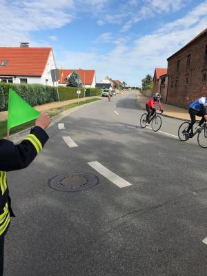 Fotoalbum Absicherung Cycle Tour