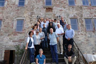 Fotoalbum Versammlung zum 5-jährigen Vereinsjubiläum