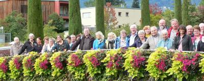 Fotoalbum Vereinsausflug des RGSV Moosburg nach Südtirol