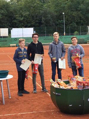 Fotoalbum Clubmeisterschaften und Bratpfannen-Turnier
