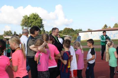 Fotoalbum 8. Kinder- und Jugendsportfest 22.09.2017
